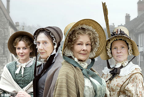 the ladies of Cranford